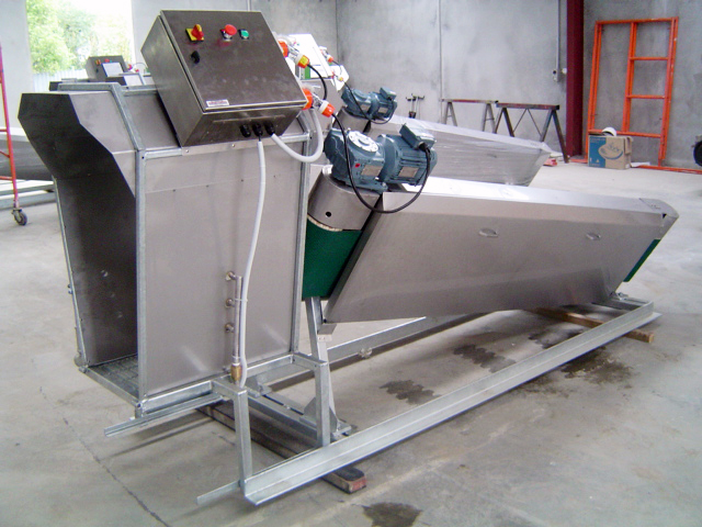 Conveyor Spray Applicator