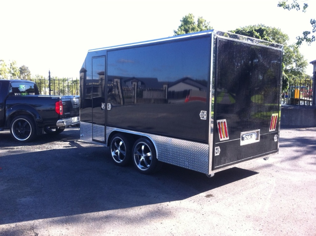 Best Enclosed Trailer For Car